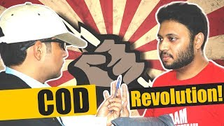 COD Revolution | SOLUTION ON MOST OF THE ONLINE SHOPPING COMPLAINTS by UIC