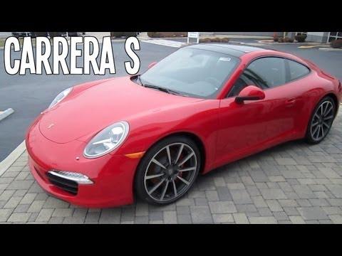 2013 PORSCHE 911 CARRERA S REVIEW CLOSER LOOK