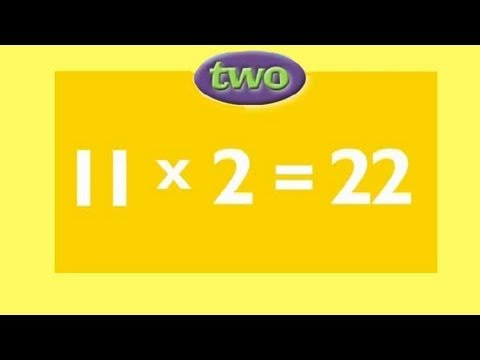 2 Time Table  Multiplication Game Fun  Test & Answers  Children Love to Learn