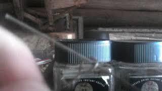 Как сделать СИЛОК ( ПЕТЛЮ) из стальной проволки на зайца или на лису (ЧАСТЬ 2)