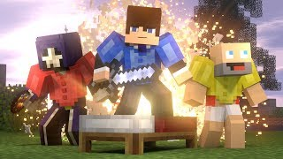 - Bed Wars FULL ANIMATION Minecraft Animation Hypixel