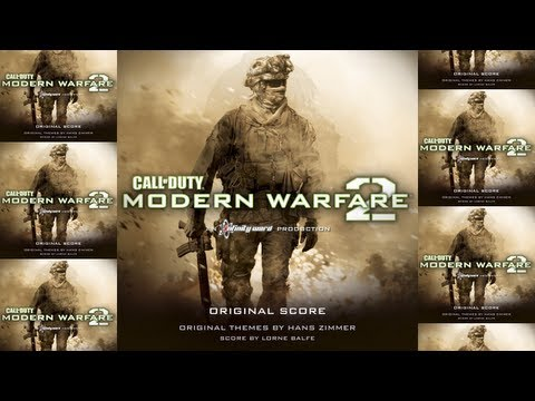 Call of Duty Modern Warfare 2 OST (Full)