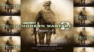Скачать Call Of Duty Modern Warfare 2 OST Full