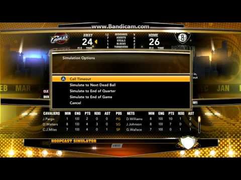 NBA 2K13- Association- Cleveland Cavaliers- EP.2 A Serious Injury and a Good Start