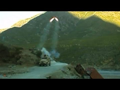 TOW MISSILE FLIES