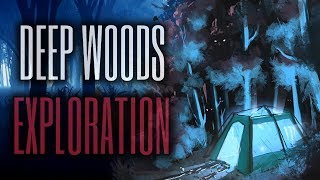 10 Scary Deep Woods Exploration Stories (Vol. 12)