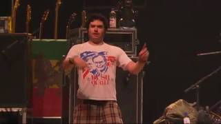 NOFX's Outro at the T-Mobile Extreme Playgrounds in 2009.