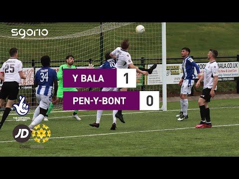 Bala Town Penybont Goals And Highlights