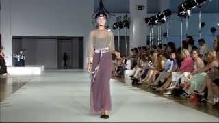 080 Barcelona Fashion Spring- Summer, 10/07/2013,Natalie Capell Thumbnail