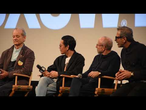 Kunichi Nomura on working with Bill Murray on Lost in Translation
