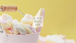 [커버] 한국 가요 피아노 모음 2시간 연속 재생 K-POP Piano 2Hour Mix | 월간 신기원 4월 | 신기원 피아노 연주곡 Piano Cover