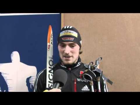 Tour de Ski 2012: Interview Thomas Bing