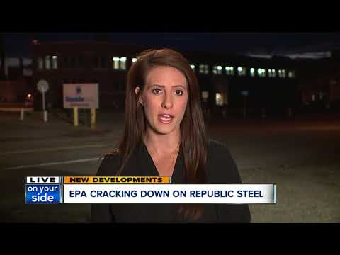 EPA cracking down on Republic Steel
