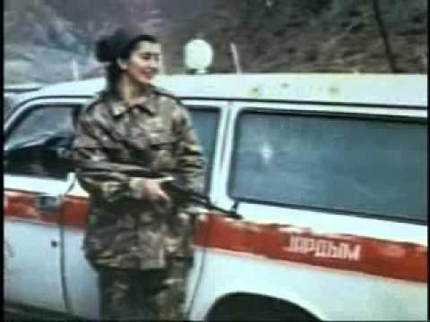 Gultakin Asgarova - National Hero Of Azerbaijan (Milli Qehraman)
