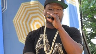 Скачать 50 Cent And Joe Performing Big Rich Town In Central Park On Good Morning America
