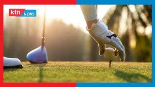 Uganda's Deo Akope clinches the fourth leg of the 2021/2020 Safari tour golf series
