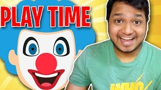 PLAY TIME Full Gameplay(Funny/Horror) - VERY NICE GAME! - HINDI