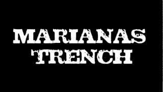 Skin & Bones ~ Marianas Trench (lyrics)