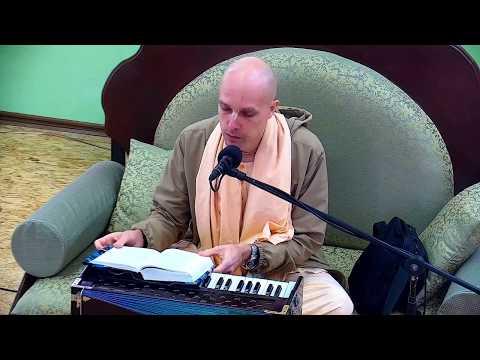 Шримад Бхагаватам 2.10.45 - Мадана-мохан прабху