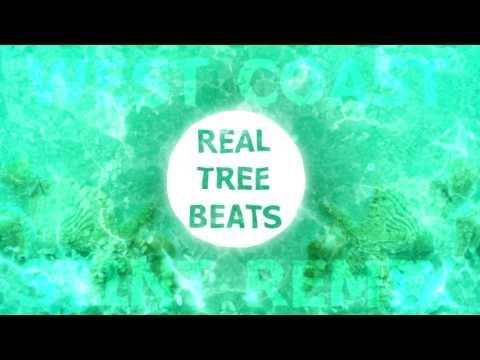 West coast • Bob Marley Three Little Birds Ricky Mears Remix •