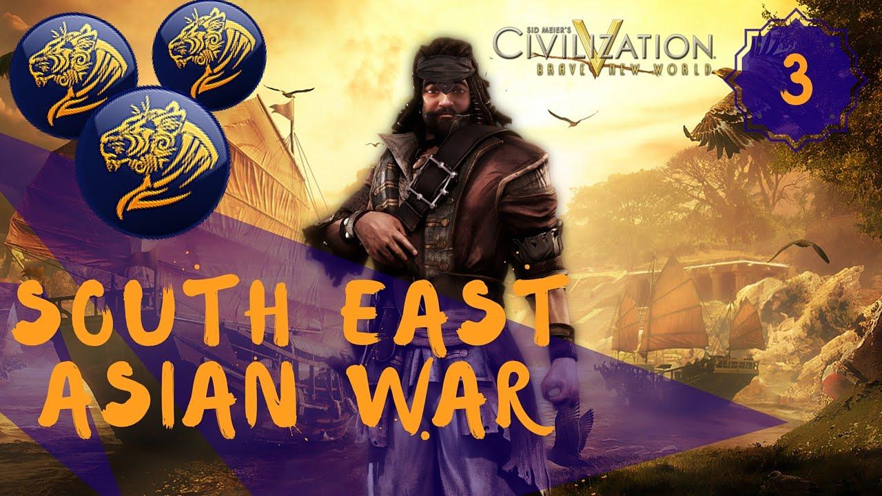 asian South war east