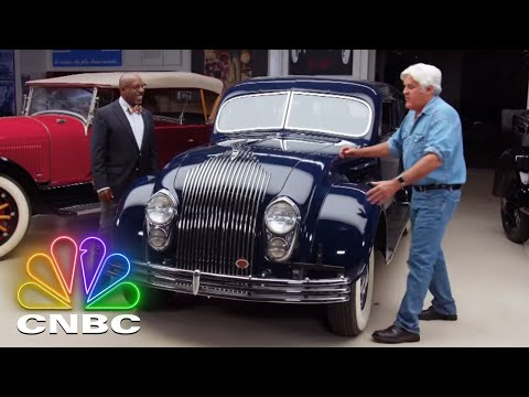 Jay Leno's Garage: Jay And Donald Osborne Review Early 20th Century Cars | CNBC Prime