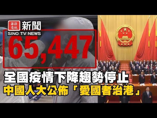 華語晚間新聞030521