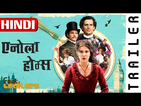Enola Holmes (2020) Netflix Official Hindi Trailer #1 | FeatTrailers