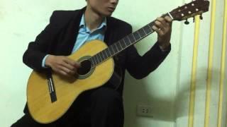 Về Quê Guitar solo. demo (Hoàng Quyết)