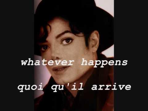 Michael Jackson - Whatever Happens (2001) (subtitles lyrics English - sous-titres paroles Français)