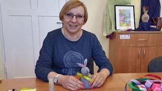 Wielkanocny zajączek. Miejski Dom Kultury w Działdowie zaprasza