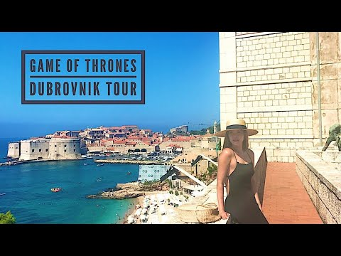 Game Of Thrones King's Landing Tour | Dubrovnik, CROATIA | Your Tour Guide | @Bianca_Valerio