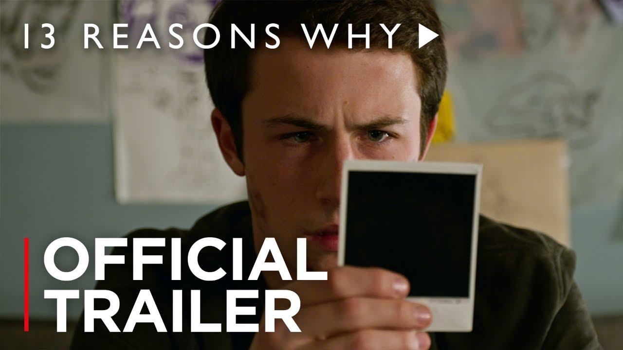 13 Reasons Why: Season 2   Official Trailer [HD]   Netflix - YouTube