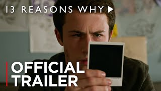 13 Reasons Why: Season 2 | Official Trailer [HD] | Netflix