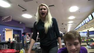 IRL - Air Hockey Gone Wrong & Nerds Bowling