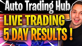Auto Trading Hub - Live Trading Session ( Great Results ) 📈💲