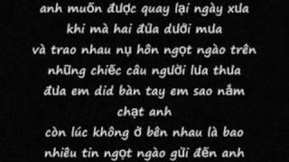 Ngay Mai 2 (with lyrics) by: Lil Shady