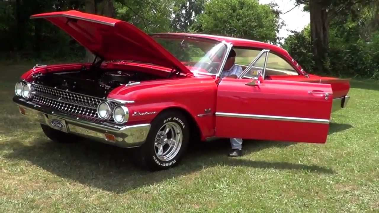 1961 ford starliner youtube