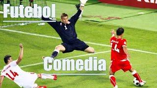 Futebol Comédia - Lances Engraçados