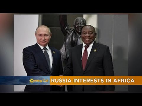 Russia interests in Africa [The Morning Call]