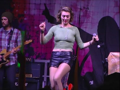 Karmin performs live at the Tuckahoe Music Festival - 2015