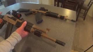 rifle dynamics upgraded arsenal slr s ak47 ak74