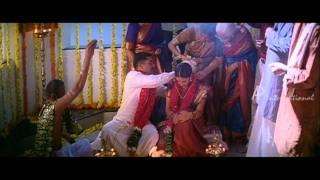 Kaakha Kaakha Movie Scenes | Suriya and Jyothika get married | Harris Jayaraj |Super Hit Tamil Movie