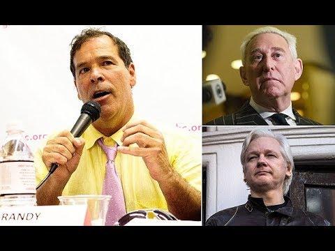 Mueller's team subpoena a COMEDIAN over  WikiLeaks