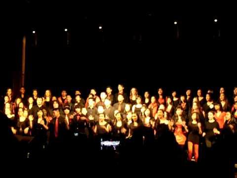 """""""Zulu Mama""""- Concert Choir"""