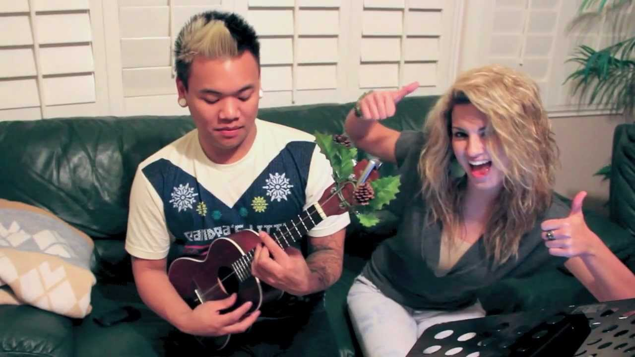 All I Want For Christmas Is You - Tori Kelly & AJ Rafael (Cover ...