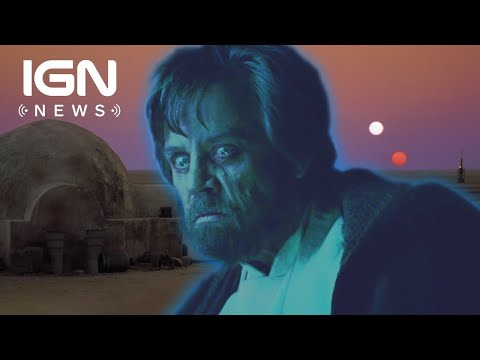 Mark Hamill Wants a Star Wars Horror Movie About a Force Ghost  IGN