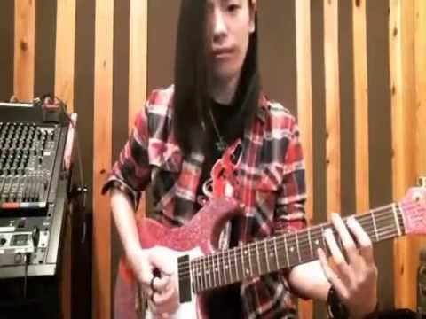 BABYMETAL kamiband Takayoshi Ohmura 神バンド 大村孝佳 Guitar Lessons