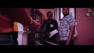 Jide AwobonaSunkanmi Omobolanle and others on the  set IPA ONA