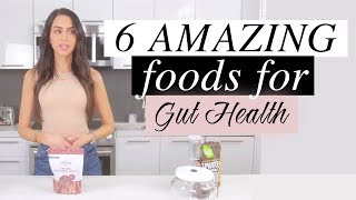 Gut Health:  Six Amazing Super Foods For Gut Health | Dr Mona Vand